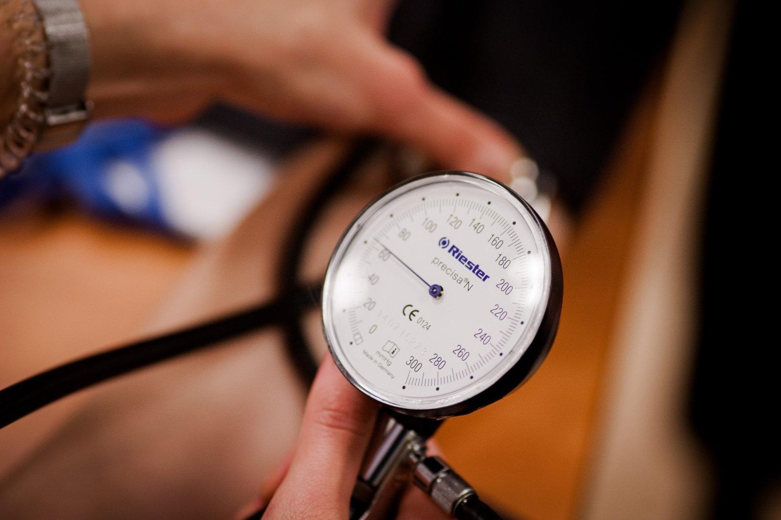 kiek vidutiniškai gyvena hipertenzija sergančių žmonių