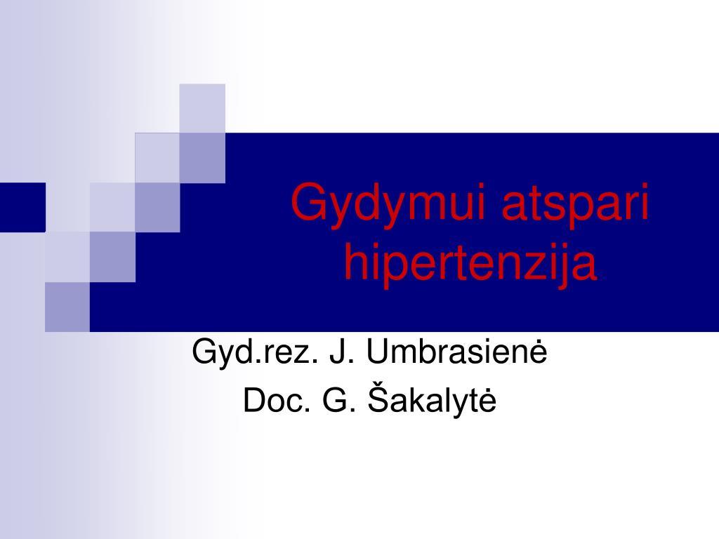kontraceptikai nuo hipertenzijos