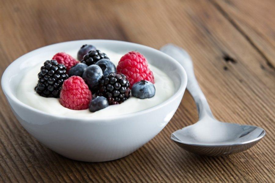 jogurto širdies sveikata