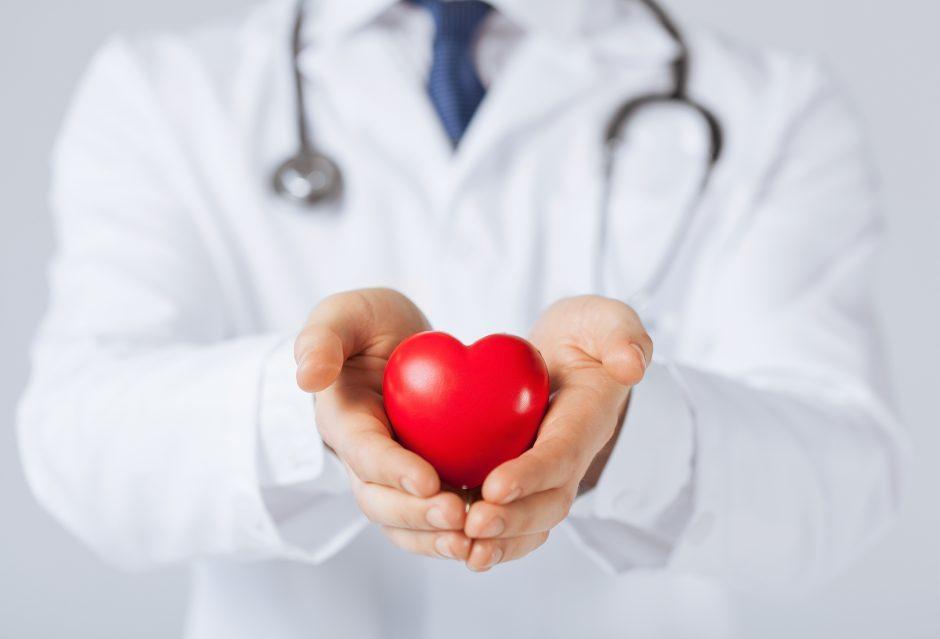 Širdies ritmo sutrikimai – įspėjimas apie būtiną pagalbą | taf.lt