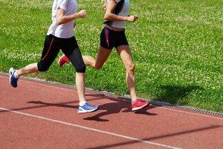 nuotolio bėgimo širdies sveikata