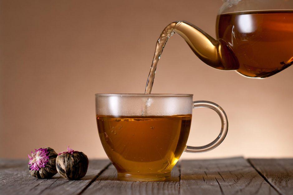 geriant arbatą nuo hipertenzijos