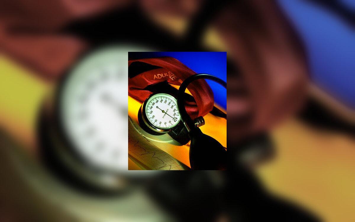hipertenzija sukelia ligų prevenciją ir gydymą