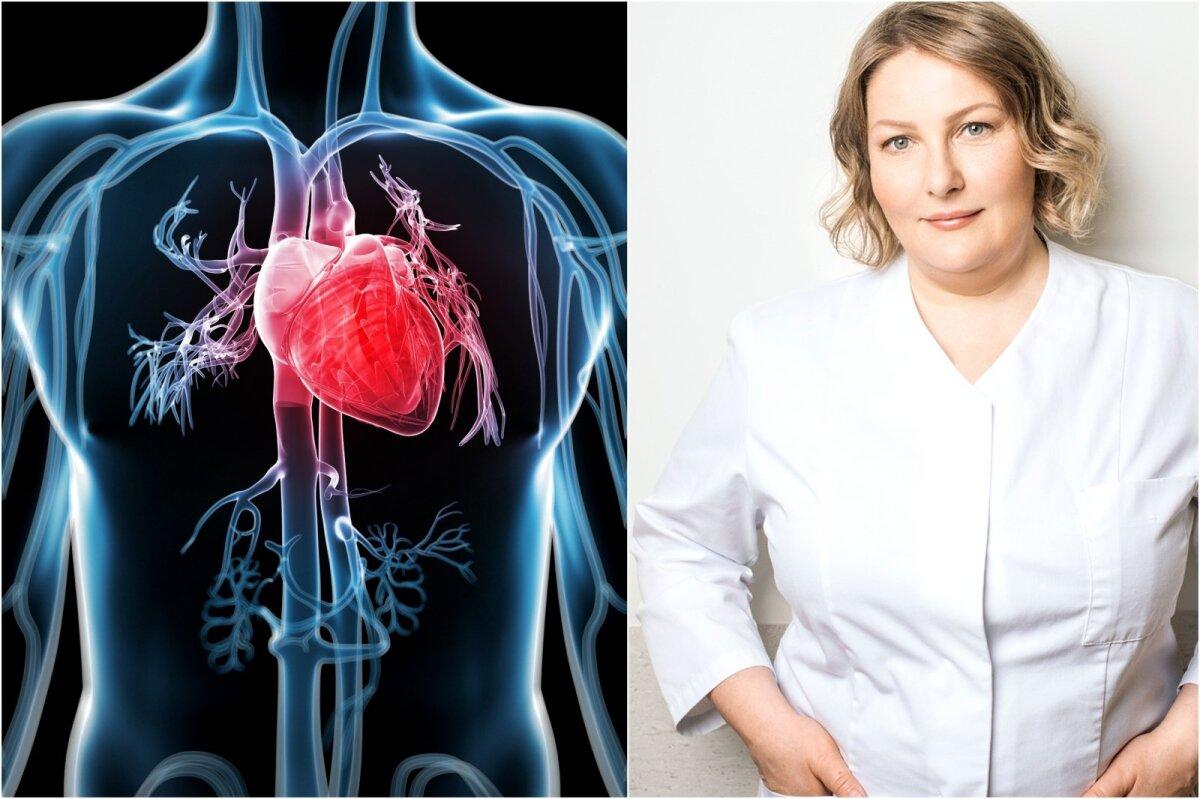 kaip rūpintis savo širdies sveikata