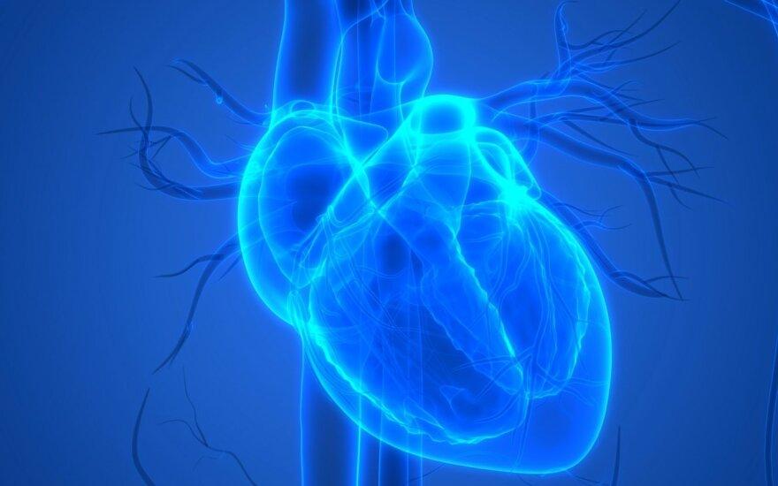 4 laipsnio hipertenzijos simptomai