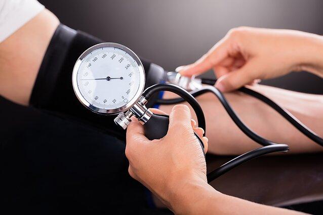 hipertenzija su TBI hipertenzija širdies ultragarsu