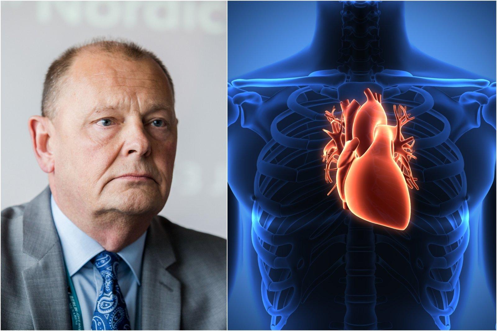 Cukrinis diabetas ir širdies ligos - taf.lt