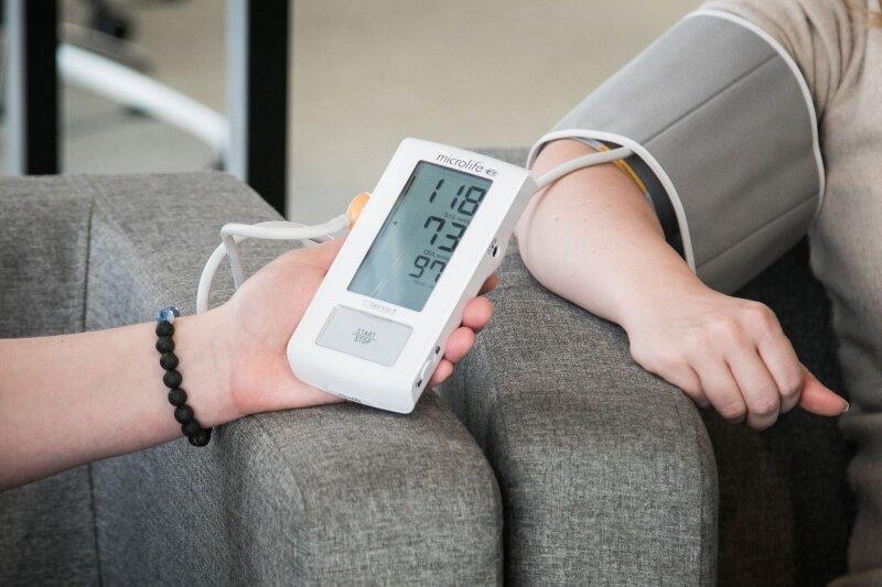 Slėgio ir hipertenzijos vaistai