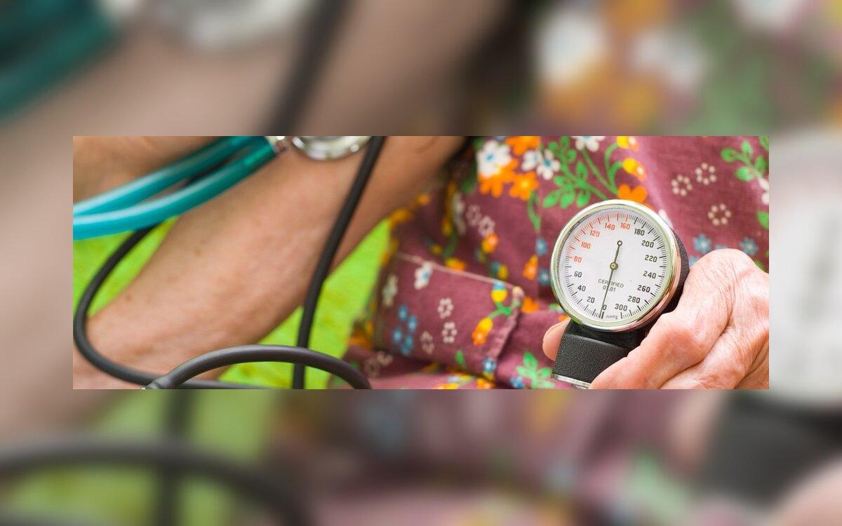 paveldimas polinkis į hipertenziją