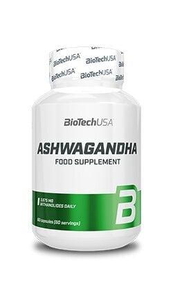Ashwagandha: nauda, savybės ir poveikis