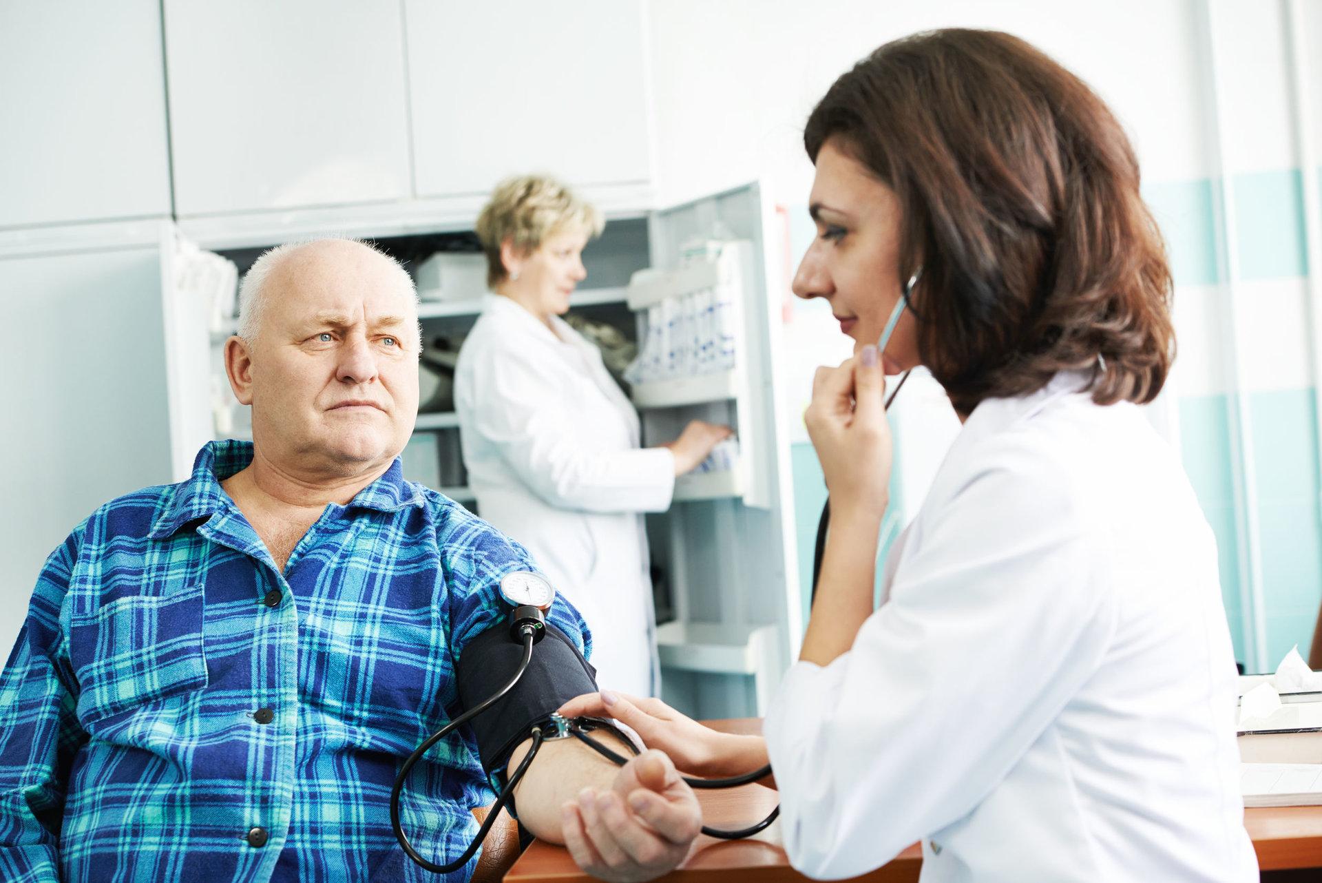 hipertenzija ir nuotaika