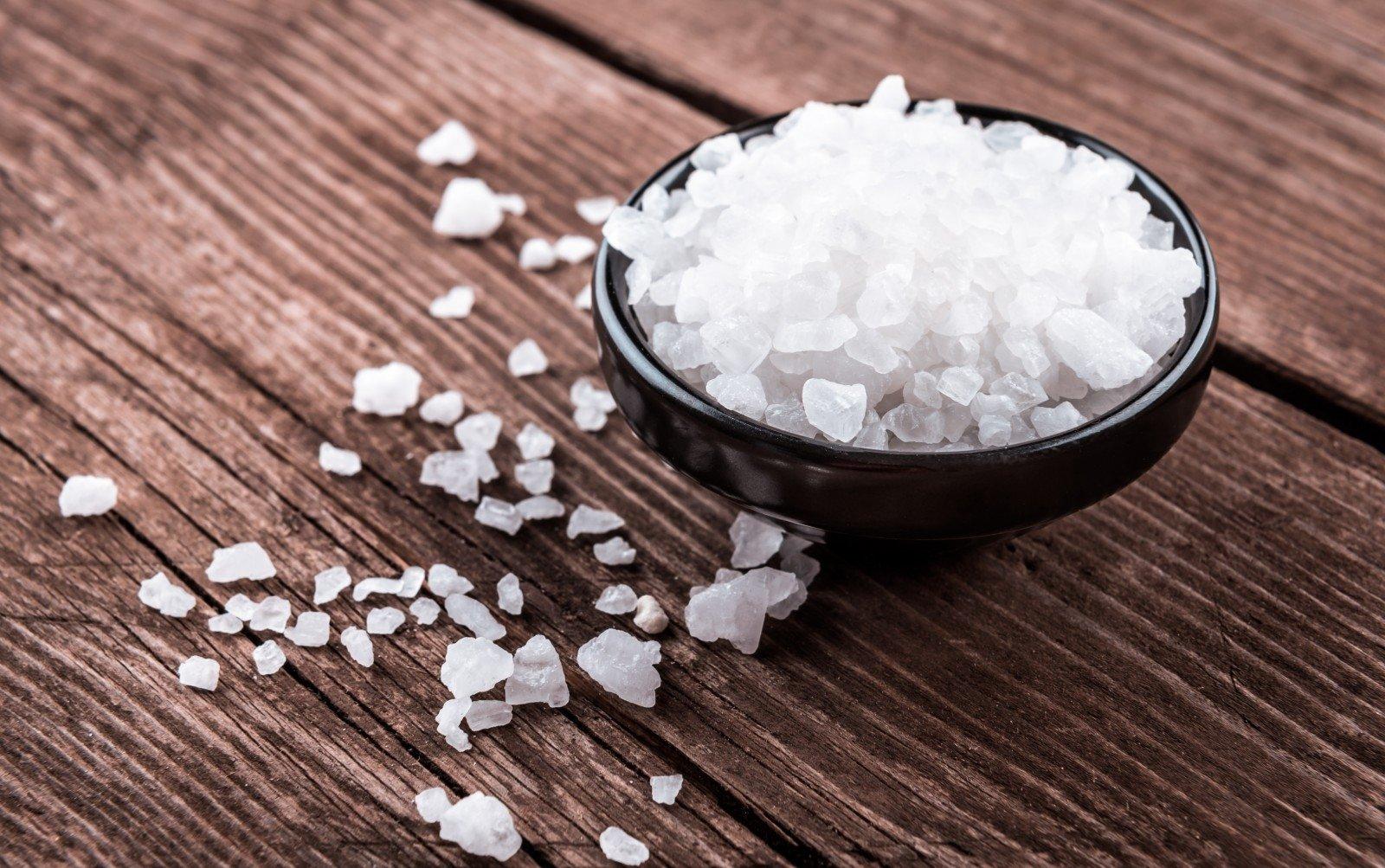 yra druska kenksminga hipertenzijai