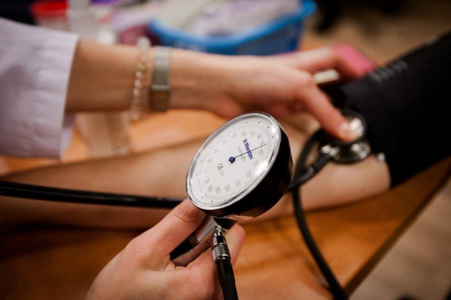 Žemas kraujo spaudimas (Hipotenzija) – taf.lt