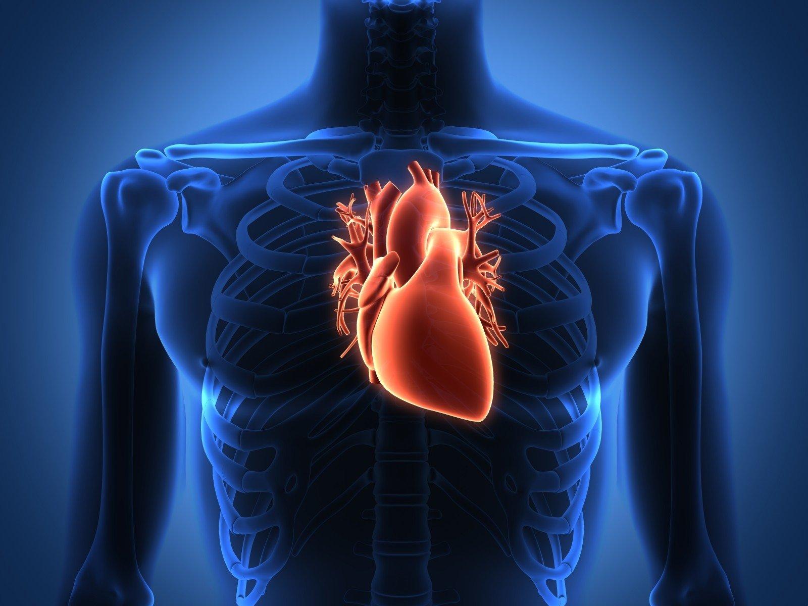 5 didžiausi mitai apie širdies ligas
