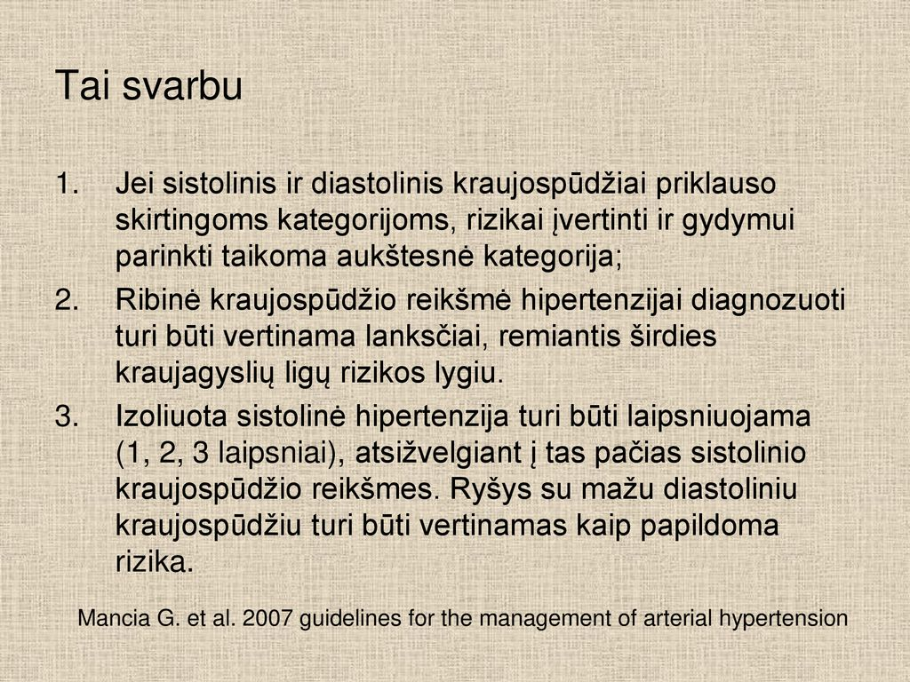 moterų hipertenzija