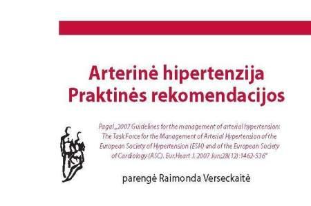 knyga apie tai, kaip įveikti hipertenziją vitamino c hipertenzija