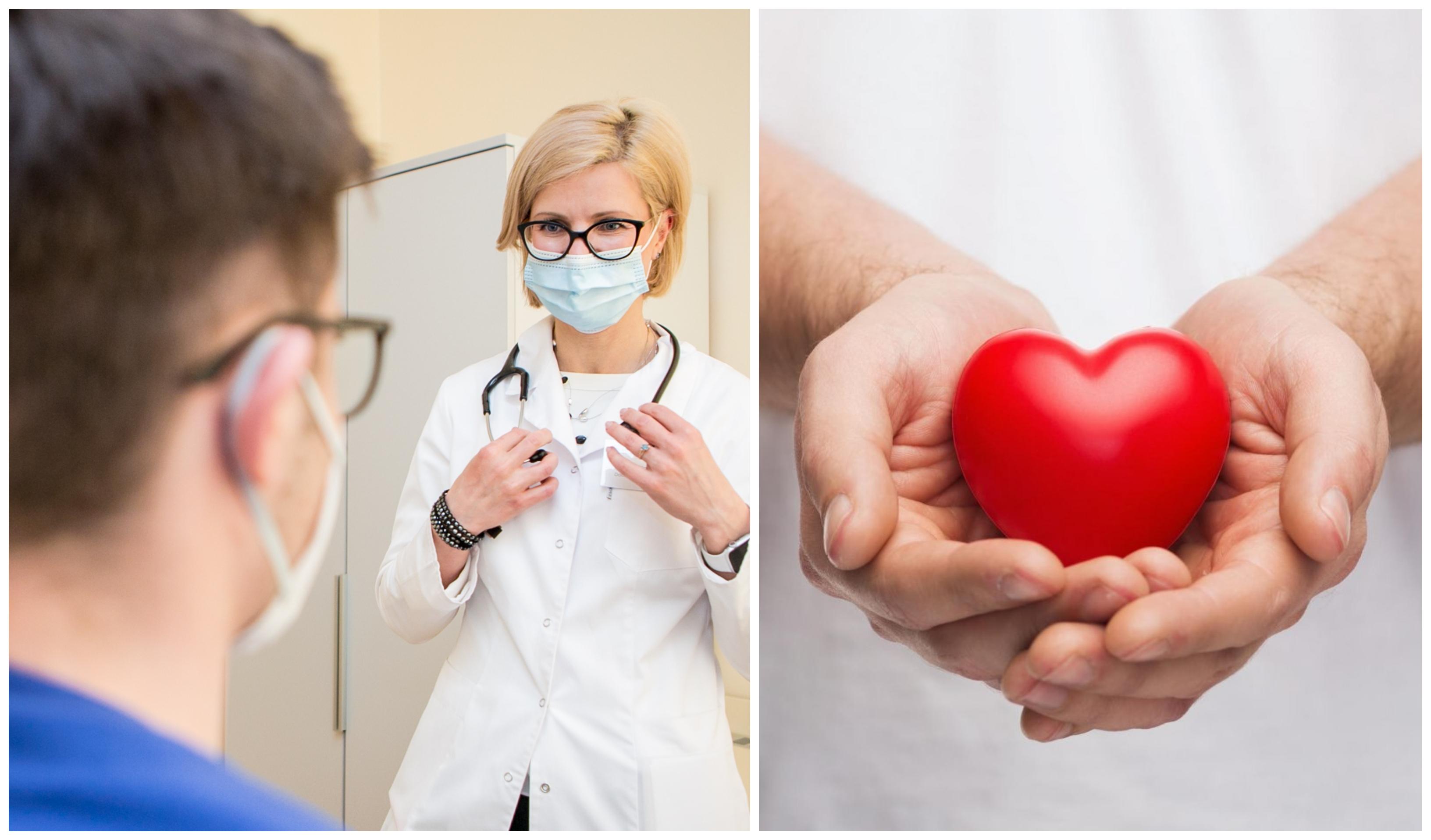 vaistai širdies nepakankamumo profilaktikai esant hipertenzijai