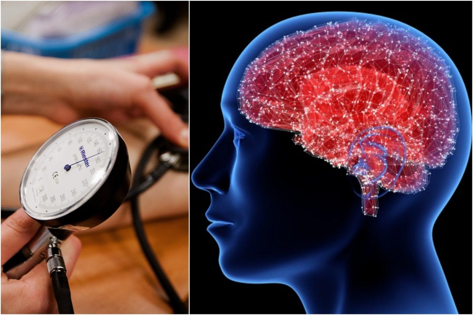 Ar erškėtuogės padės sergant hipertenzija