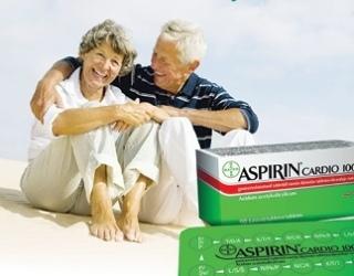 Aspirinas: kasdien ir mažomis dozėmis