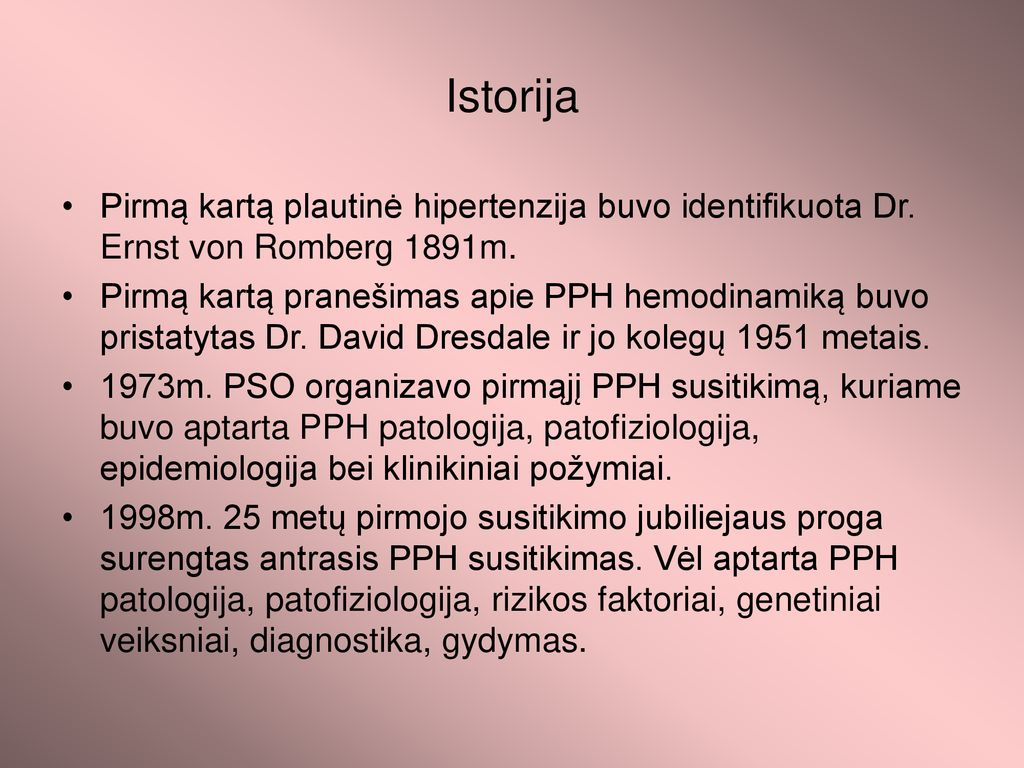 Hipertenzija - taf.lt