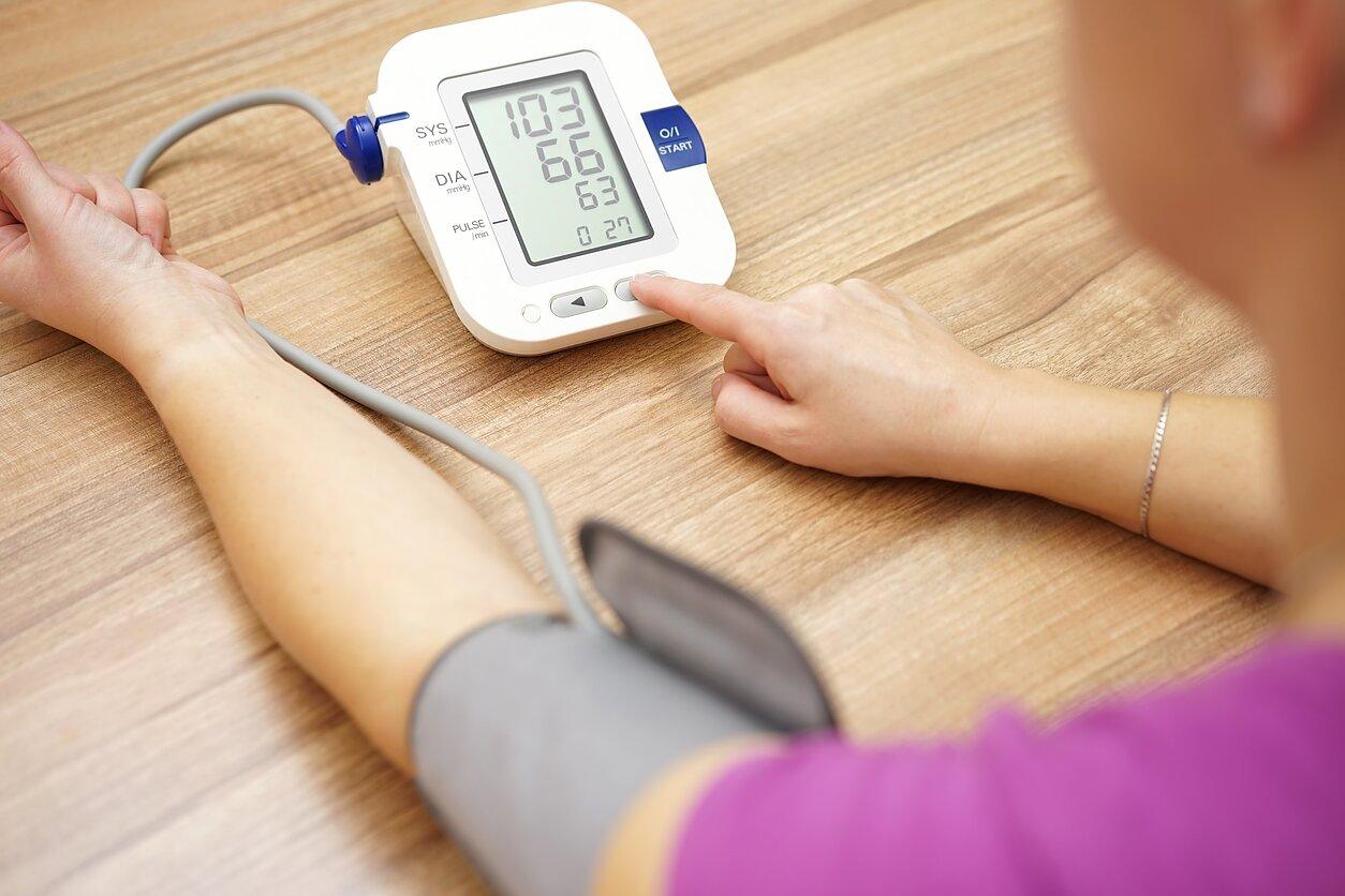 kaip gydyti hipertenziją be tablečių