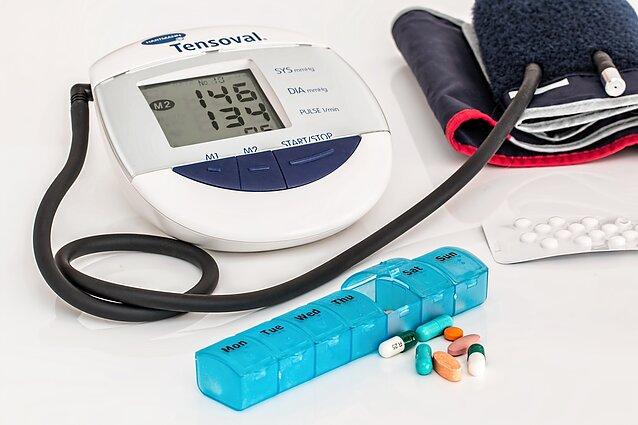 sergant hipertenzija, kaip skystinti kraują