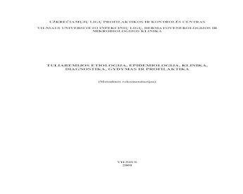 TLKAM / ACHI / ACS elektroninis vadovas
