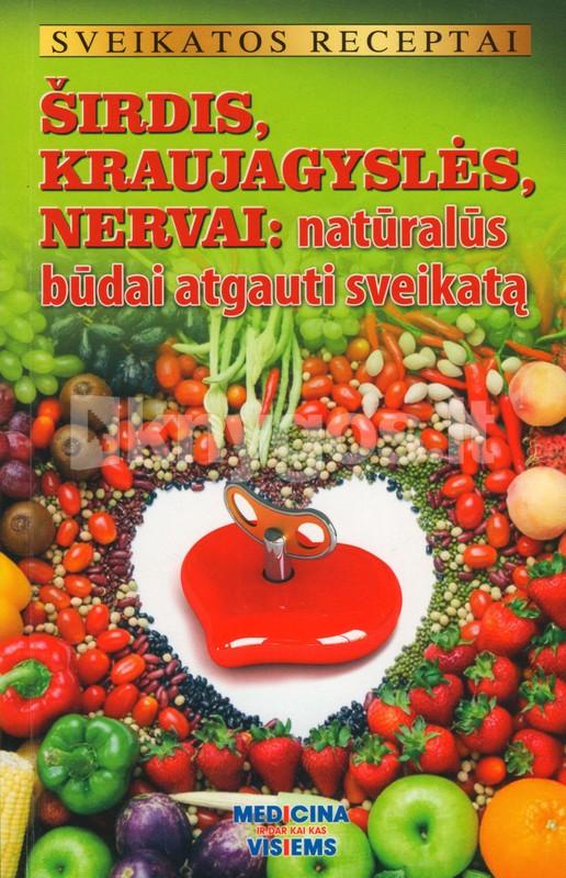 širdies sveikatos maisto receptas