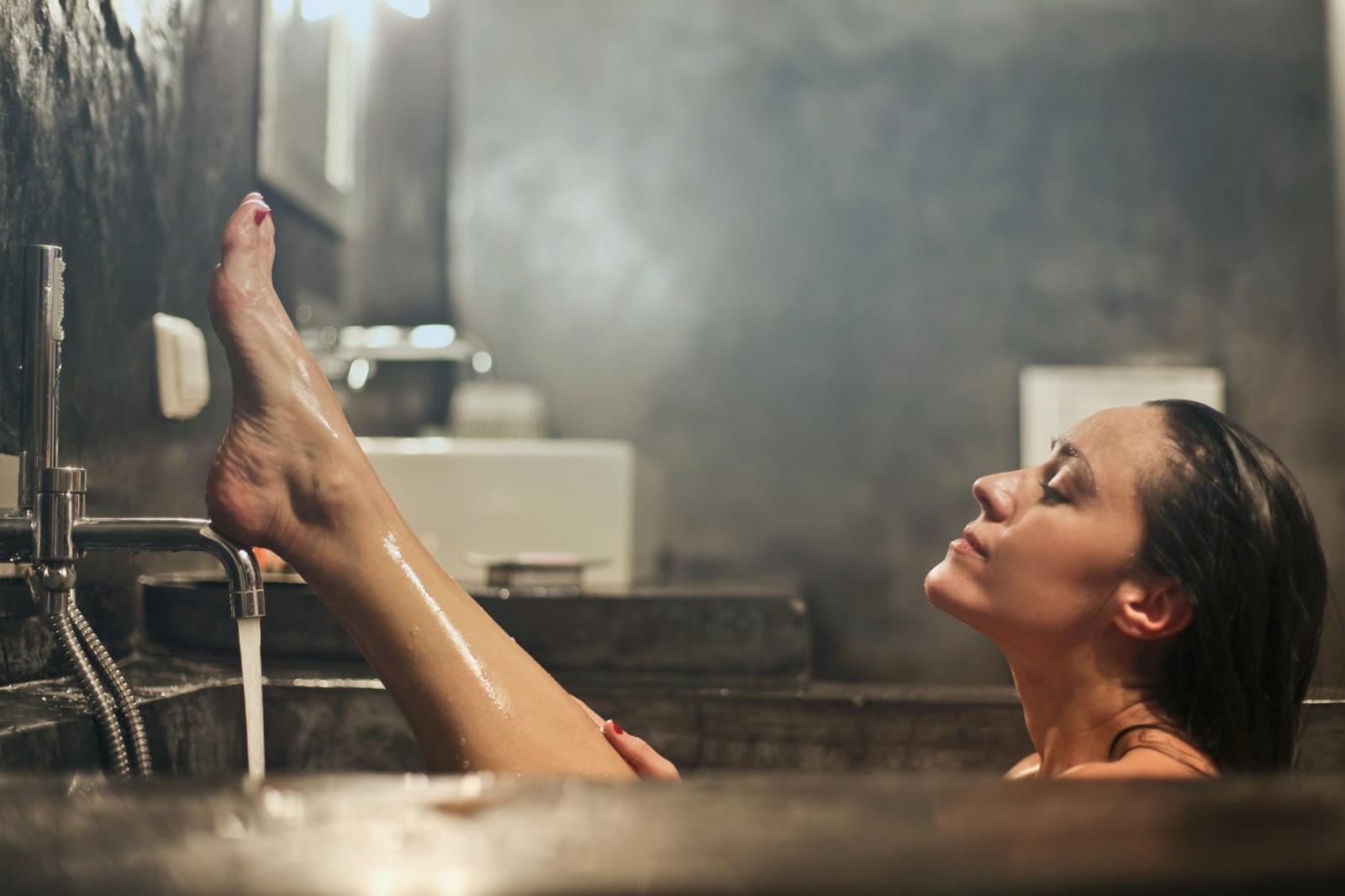 naudingos vonios nuo hipertenzijos