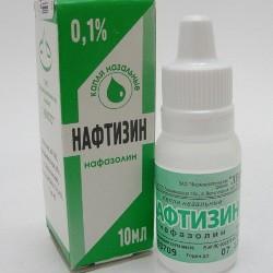 naftizinas ir hipertenzija