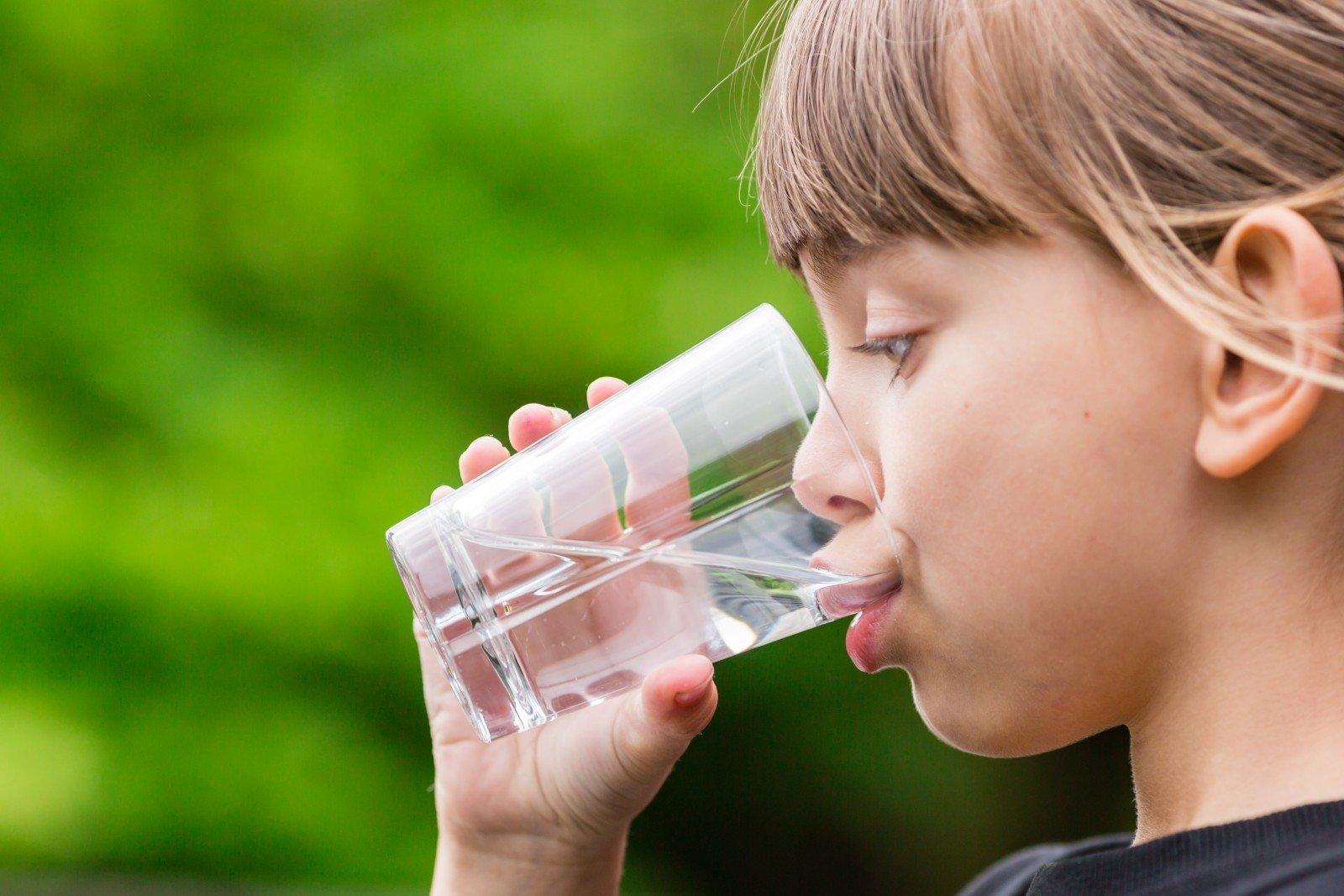 Ar vanduo padeda lieknėti?