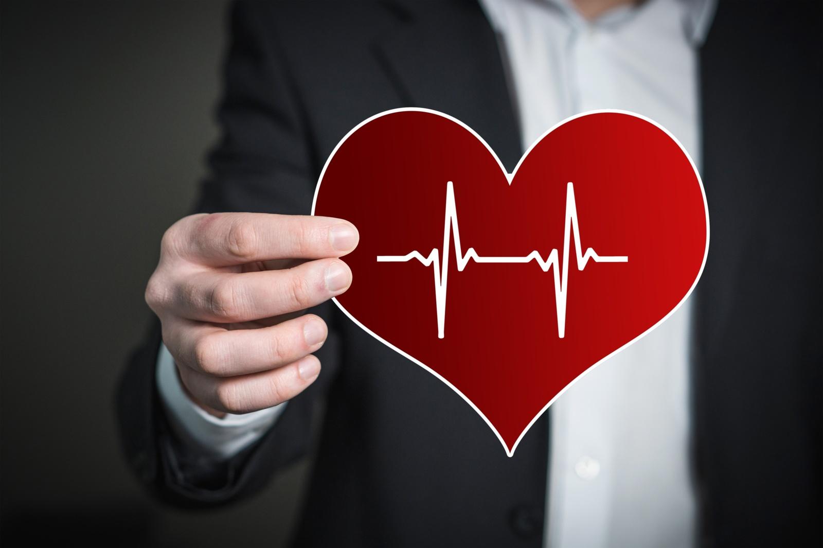 hipertenzija yra širdis