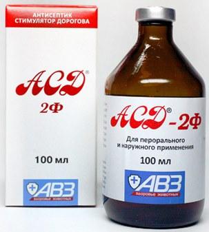 ASD-2 frakcija hipertenzijai gydyti kurią galvos dalį skauda hipertenzija