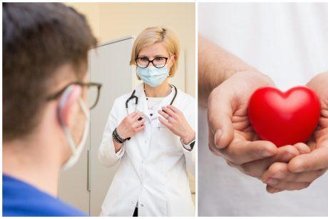 naujos širdies sveikatos gairės suaugusiems