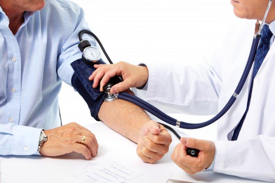 paprasta hipertenzija