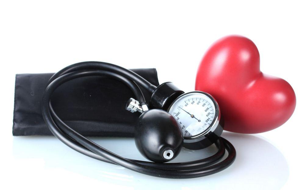 hipertenzijos ligos stadija