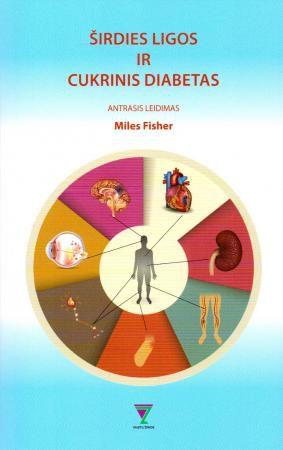 diabeto ir širdies sveikatos receptas hipertenzija su baimės simptomu