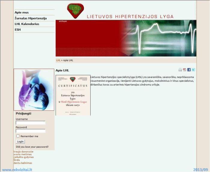 donorystė nuo hipertenzijos