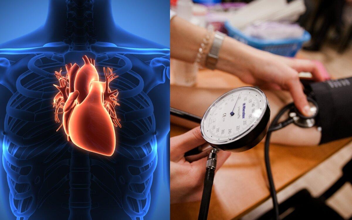 ar svoris įtakoja širdies sveikatą galite gerti vandenį nuo hipertenzijos