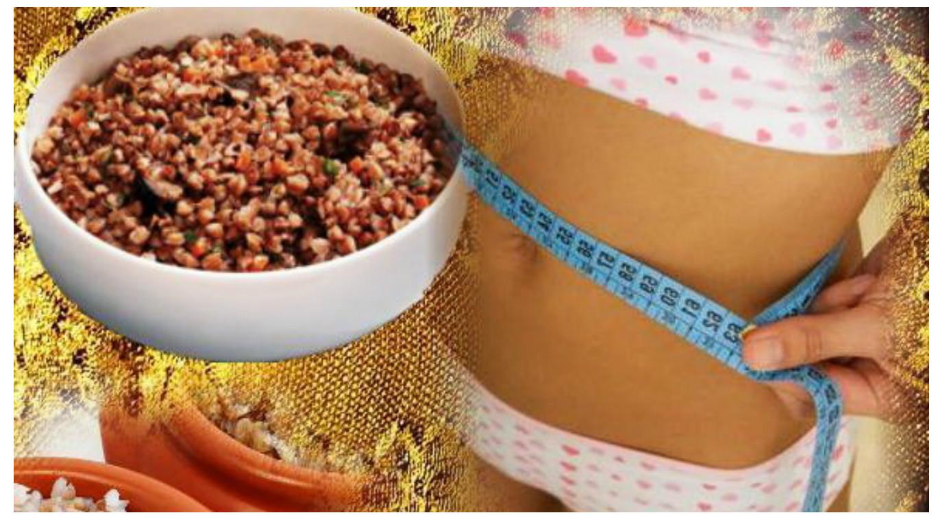 Grikių – kefyro dieta ir minus 14 kilogramų per 2 savaites