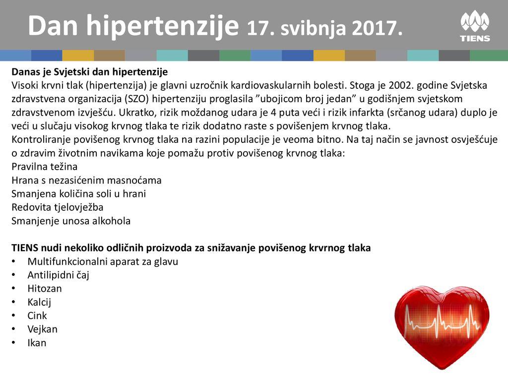 hipertenzija 1 st.