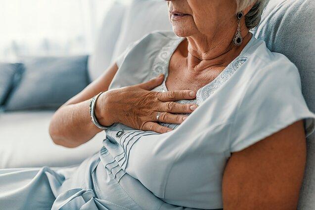 hipertenzija ir dažnai širdies skausmas