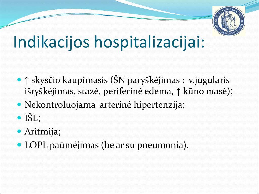 hipertenzija su aritmija