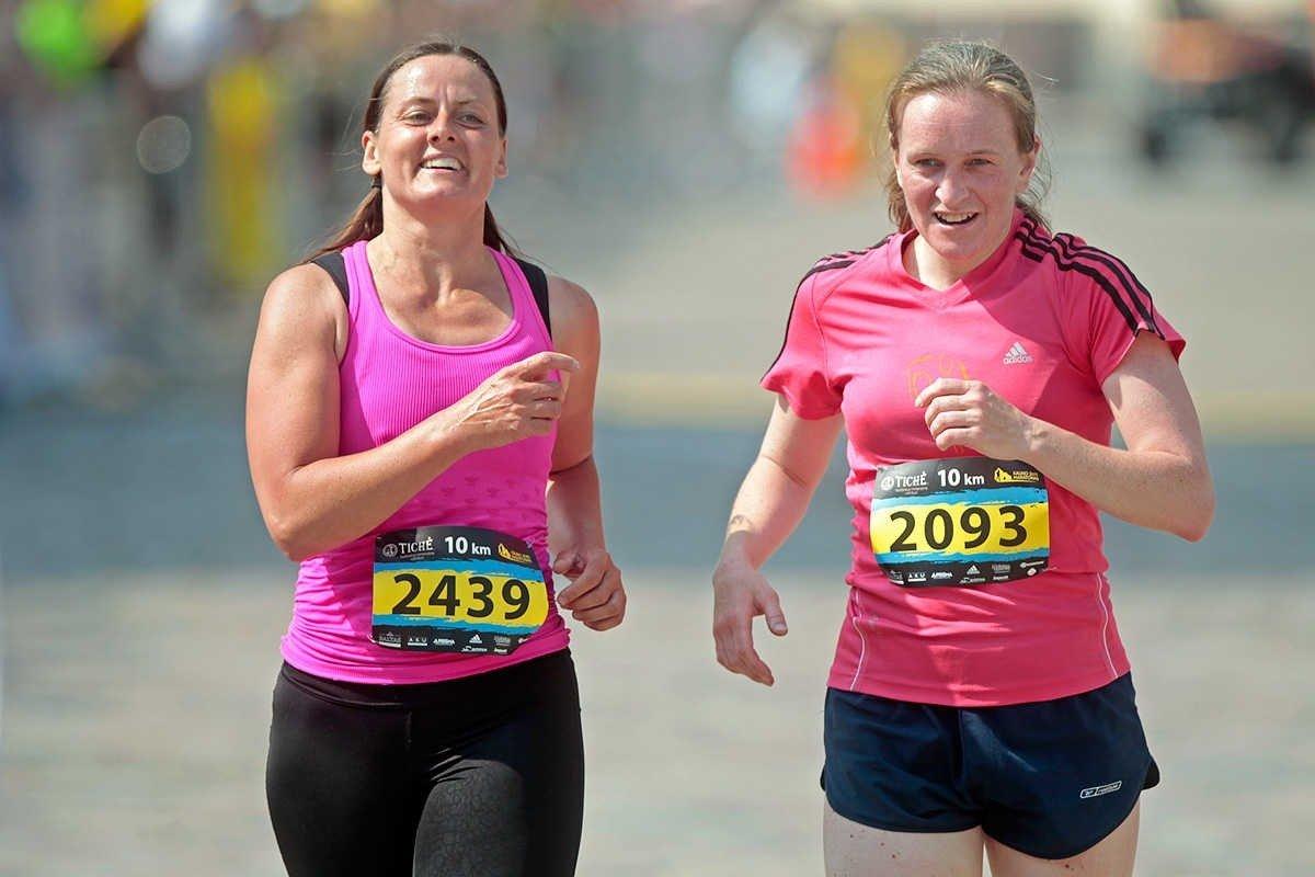 bėgimas ir širdies sveikata | taf.lt