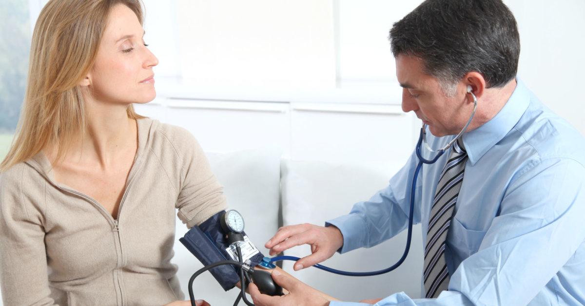 hipertenzijos ir anemijos ryšys