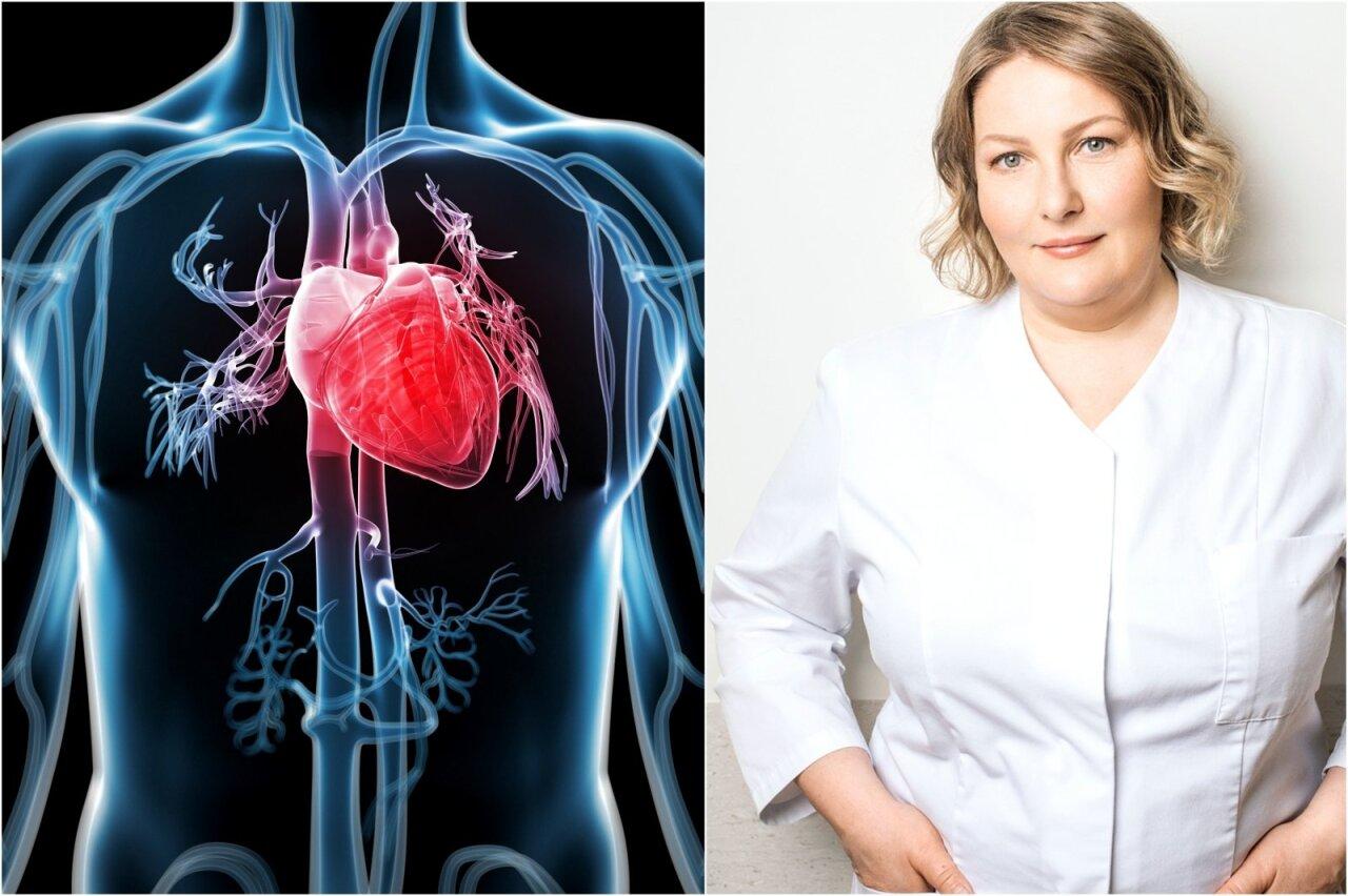 q10 širdies sveikata