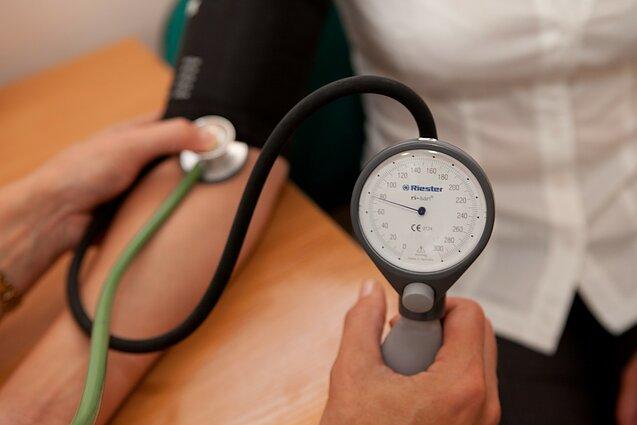 bradikardija ir hipertenzija tuo pačiu metu reabilitacija dėl 2 hipertenzijos stadijos