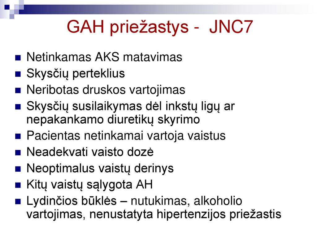 hipertenzijai tinktūrų sudėtis