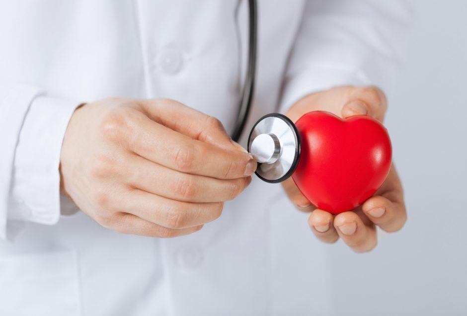 širdies sveikatos kontroliniai sąrašai vyrai sergant hipertenzija, slėgis sumažėjo