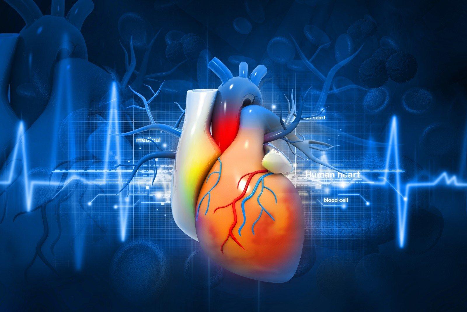 geros širdies sveikatos